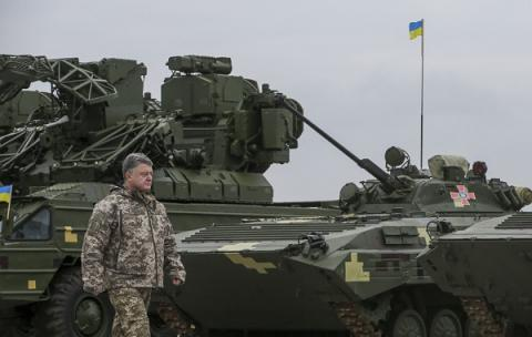 Ukraine will buy modern weapons worth UAH 9 bn in 2017 - President
