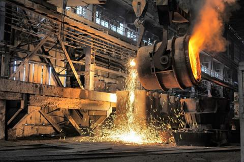 Steel output in Ukraine 8.5% up in Janury - Report