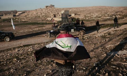 Iraqi govt forces enter Mosul airport