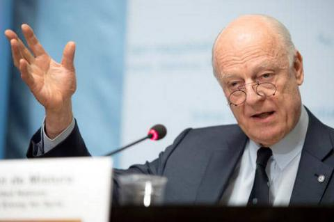 Syrian talks underway in Geneva