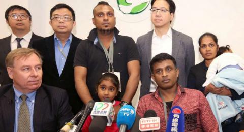 Sri Lanka goes after refugees who sheltered Snowden in Hong Kong