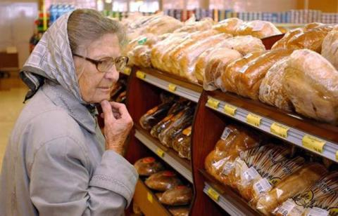 Despite the record crop of wheat, Ukraine's prices on bread 10-15% up