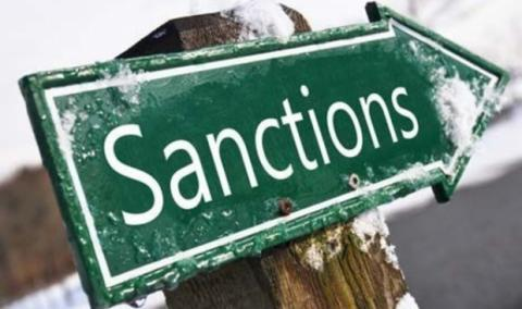 Ukraine seeks to toughen anti-Russian sanctions for recognition of self-proclaimed DPR, LPR IDs