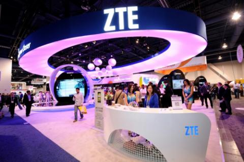 ZTE launches world