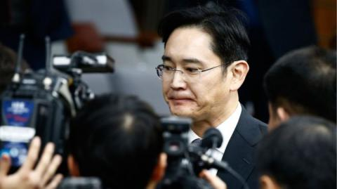 Samsung's vice president Lee Jae-yong to be indicted on corruption charges