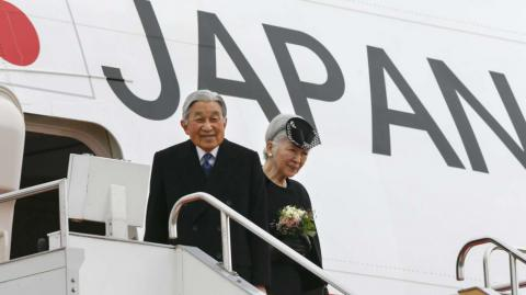Japan's Emperor in historical visit to Vietnam