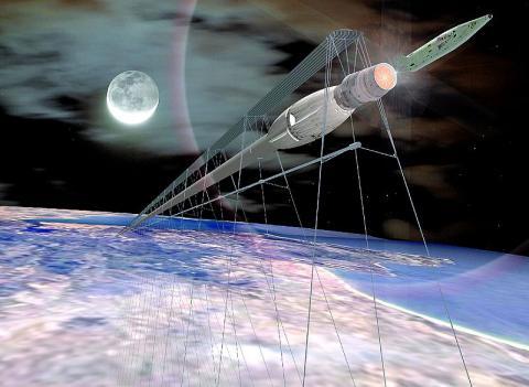 StarTram: MagLev creator wants to fire satellites into space through vertical hyperloop tube