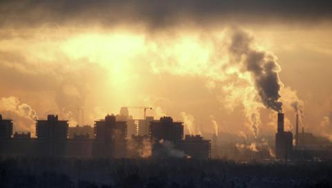 Linking climate change, air pollution and public health