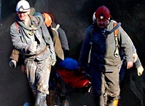 All miners of Stepova coalmine brought to surface - Ukrainian emergency service
