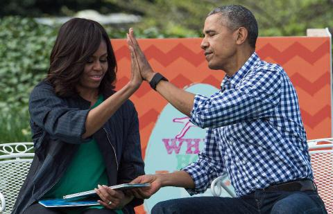 Obamas signed record book deal with Penguin Random House