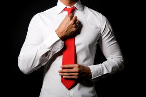 Red vs. Blue: Why Necktie Colors Matter