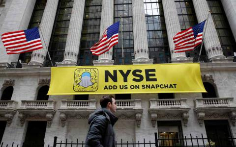 Snap stock to make debut after better-than-expected IPO