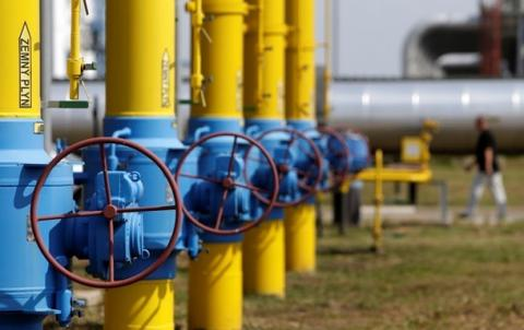 Ukraine reports gas imports from Europe 30% up in Jan-Feb 2017 - National pipeline operator
