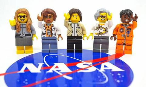 It's Official: Lego's New Toy Set Will Celebrate the Women of NASA