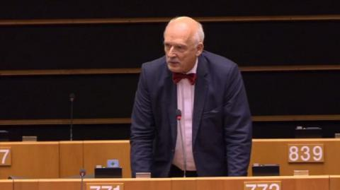 Polish MEP: women should be paid less because they are less intelligent (VIDEO)
