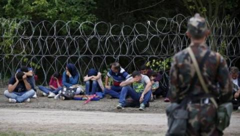 Hungary to detain all asylum seekers at border camps