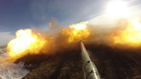 Donbas militants attaked Ukrainian positions 80 times over past day