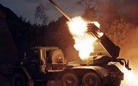 5 Ukrainian troopers wounded in war-torn Donbas over past day