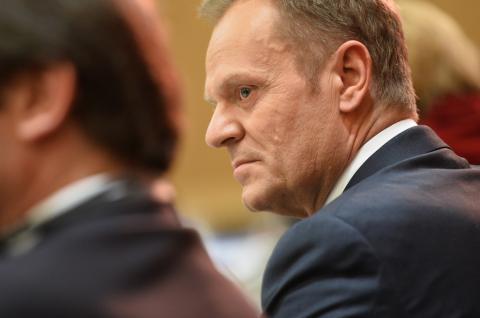 EU's Tusk to face investigators in Poland