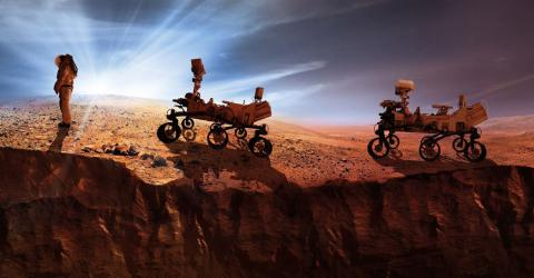 NASA-Backed Study Reveals: This Is How A Trip To Mars Can Give You Leukemia