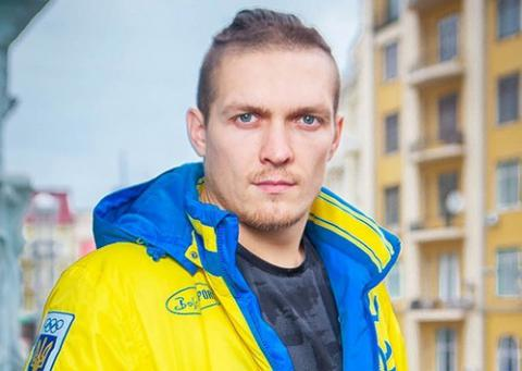 WBO heavyweight champion Usyk to appear in boxing Champions League first season