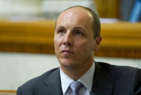 UKrainian parliament chairman Andriy Parubiy to visit Turkey on July 5-7