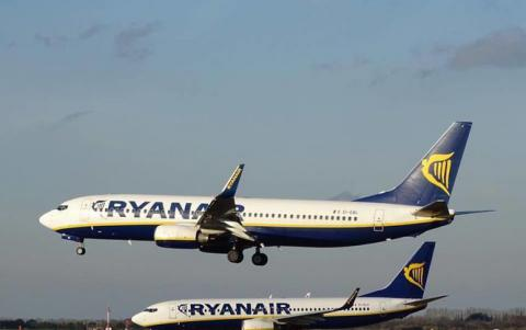 Ukrainian Boryspil airport head may be dismissed over spat with Ryanair