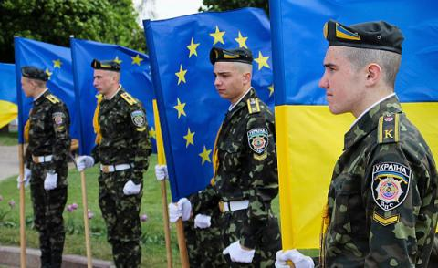 EU-Ukraine summit starts in Kyiv on July 13