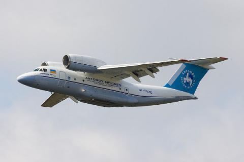 Kazakhstan orders Ukrainian AN-74 plane