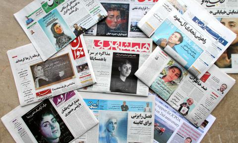Iran's state papers break ban, publish photo of late mathematician Maryam Mirzakhani with her head uncovered
