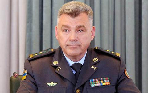 Ukrainian Presidents appoints new State Border Service chief