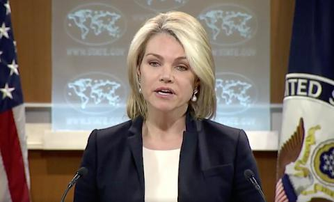 U.S. didn't deside to provide lethal weapons to Ukraine - Nauert