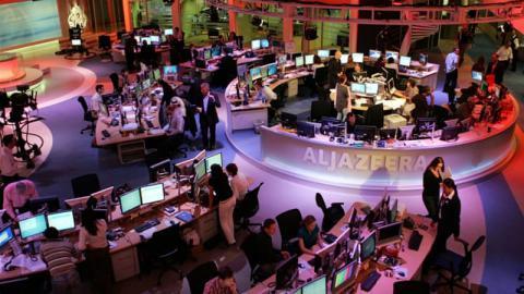 Israel to ban al-Jazeera media company