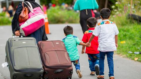 Number of asylum seekers to Canada up four fold in August