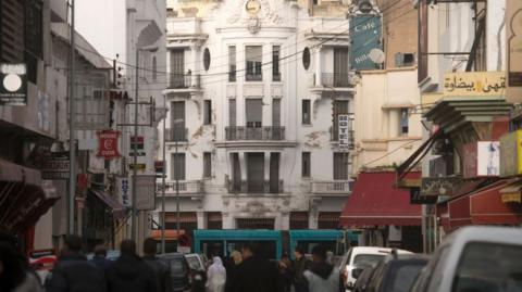 Morocco bus sexual assault: Four arrested over attack