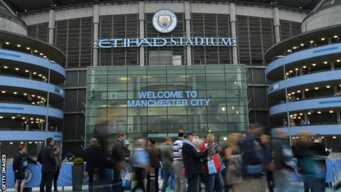 Manchester City: La Liga asks Uefa to investigate club's financial fair play