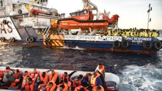 Mediterranean rescue ship moves to Myanmar to save Rohingya