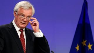 Brexit: David Davis to update MPs returning after summer break