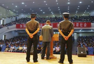 Chinese teenagers sentenced to hard labour for bullying