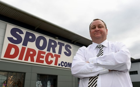 Sports Direct chairman Keith Hellawell survives shareholder protest, as 47% of independent investors vote to oust him