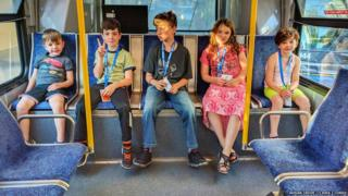 'Children under 10 too young to take bus to school alone'