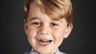 Prince George set for first day of school