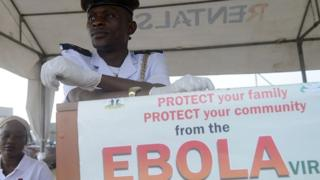 Letter from Africa: Nigeria's praised but unpaid Ebola heroes
