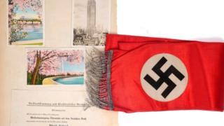 Row over 'tasteless' Irish Nazi auction