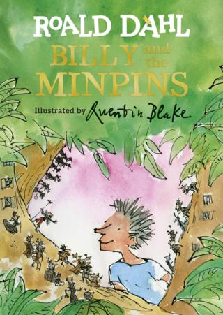 Sir Quentin Blake illustrates Roald Dahl's final book, 26 years on