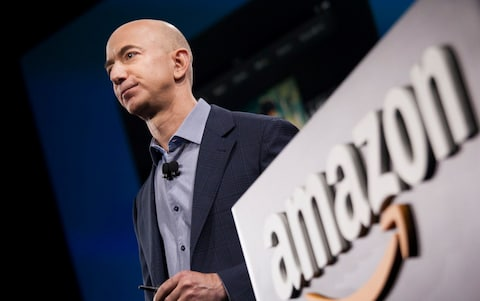 Amazon launches search for $5bn second mega HQ to house up to 50,000 workers