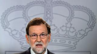 Spain Catalonia: Court blocks independence referendum