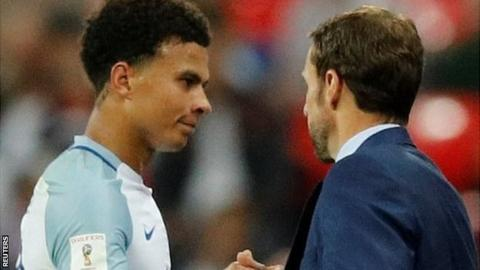 Dele Alli: Fifa opens disciplinary proceedings after gesture at Wembley