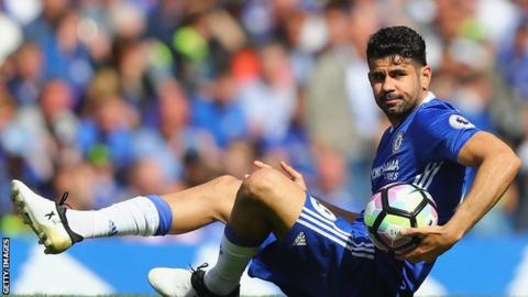 Diego Costa: Fenerbahce hold talks about loan signing of Chelsea striker