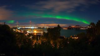 In pictures: Scotland's spectacular Northern Lights